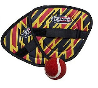 COOP Hydro Catch Game for Beach or Pool use - Red Stripe