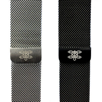 BUNDLE - Milanese Loop for Apple Watch (42mm) - Premium Quality - Ideal Gift