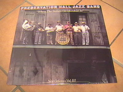 5/1  Preservation Hall Jazz Band - When The Saints. NEU