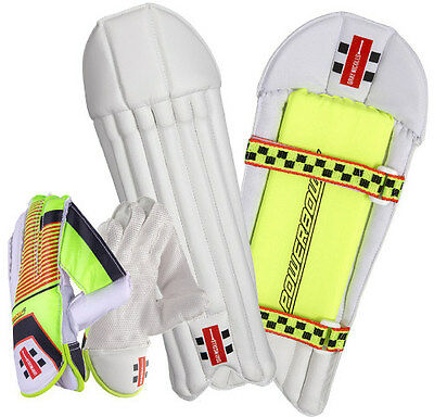 2017 Gray Nicolls Powerbow 5 Junior Wicket Keeping Starter Set