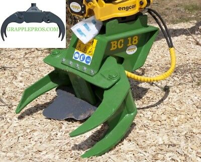 7'' Tree Shear For Excavator--Free Shipping--