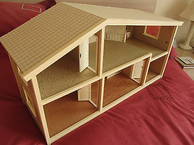 Lundby Vintage Dolls House With Original Box