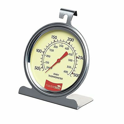 Master Class Large Stainless Steel Oven Thermometer