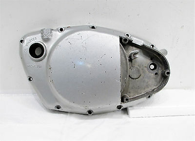 76-77 Yamaha TY250 Trials 250 OEM Clutch Cover Crankcase Cover 3 Right Side
