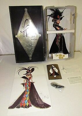 Mattel Bob Mackie Masquerade Ball Barbie NRFB 6th in Series NIB H504