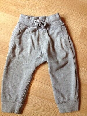 Boys NEXT tracksuit bottoms Age 12-18 Months