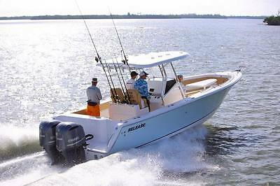 New 2017 Release 301 RXS Center Console Twin Yamaha F300 XCA Outboards