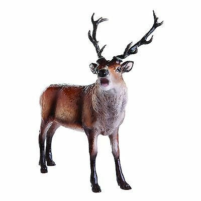 John Beswick Red Deer Stag Ceramic Wildlife Figurine Ornament 24cm JBCA3 New