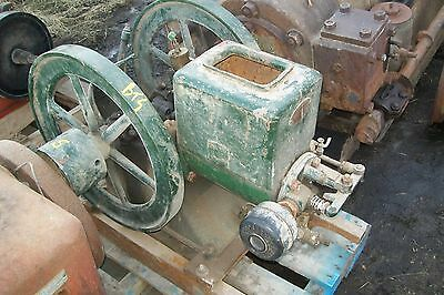 Stover 2 HP Y Gas Engine