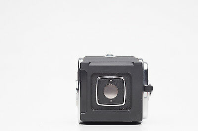 Hasselblad A12 Chrome Trim 120 Film Back 6x6 Roll w/ Matching Insert Excellent