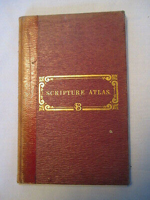 Illustrations To The Holy Scriptures (18 Maps & Plans)  C.1856
