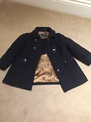 Girls Size 2-3 Next Coat