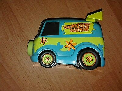 TM & Hanna Barbara - Scooby doo toy van