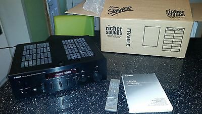 Yamaha R-N500 Network Stereo Streamer Receiver Airplay - Black Amplifier (RN500)