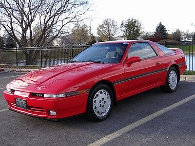 1989 Toyota Supra Turbo 1989 Toyota Supra Turbo MKIII Targa Only 94k All Original & Rare Best Offer