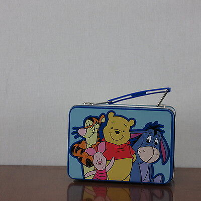 Winnie The Pooh Crayon Or Lunch Box