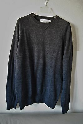 pull gris H&M taille S