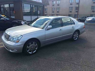 2003 Lexus LS 430 SEDAN 4D LS 430 SEDAN 4D