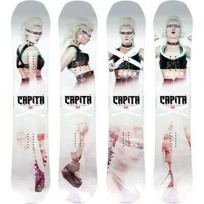 Capita Defenders of Awesome DOA Men's Snowboards All Mountain 2017 NEW