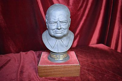 Royal Doulton Bust of Sir Winston Churchill
