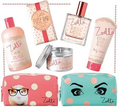 Brand new Zoella beauty bundle only £25