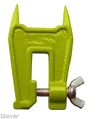Timber Home Chainsaw Bar Sharpening Chain Grip Holder Tuff Tools Stump Vise