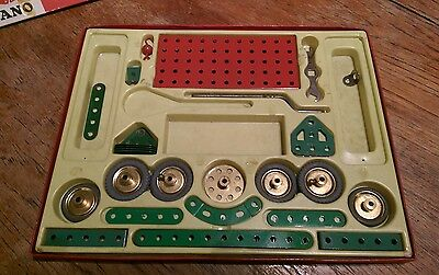 Meccano Outfit No 1 1958/9 in original box