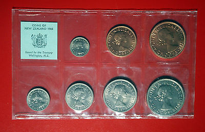 Lot Münzen / Muenzen Neuseeland 1965 / Coins of NEW ZEALAND / Selected Coins