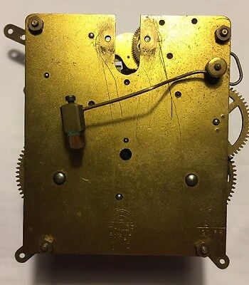 Haller 12cm Clock Movement (for Parts)