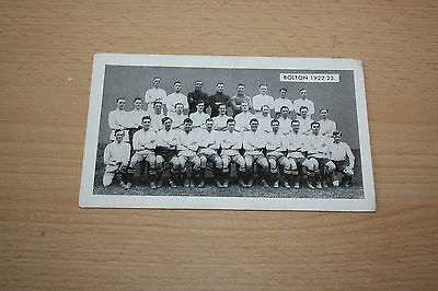 Bolton Wanderers Football Club 1922-23 Team Picture