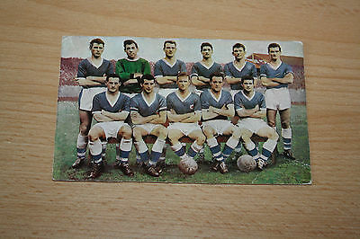 Leicester City Football Club 1961-62 Team Picture -
