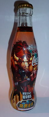 World of Warcraft China Coca-Cola Collector's Edition (2005)
