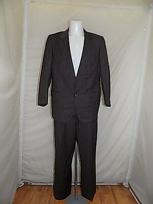 Yvessaint Laurent Completo Tailleur Giacca Pantalone  Jacket Pants Uomo 52 S5482