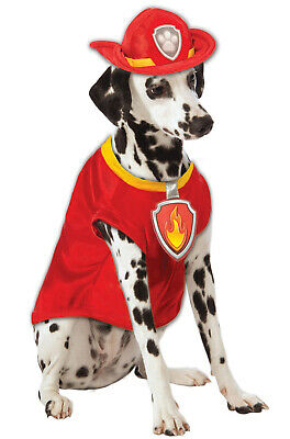 Paw Patrol Marshall Pet Dog Costume