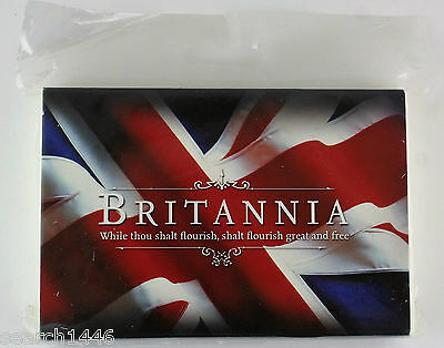 2011 Royal Mint Britannia 1oz Silver £2 Coin pack, Boxed and Sealed