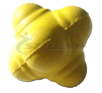 Reaction Yellow speed training agility rugby cricket football coaching balls