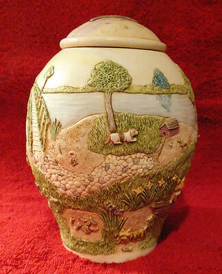 Harmony Ball Jardinia-Rainbow Bridge  pet urn - dog