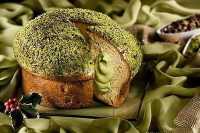 Panbacco - Panettone al Pistacchio Bacco by NelsonSicily