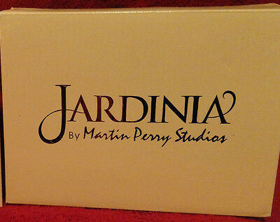 Harmony Ball  - Jardinia - NIB ~ Ides of March ~ Martin Perry Studios