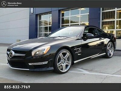 2013 Mercedes-Benz SL-Class  L63 AMG, CERT PREOWNED MB WARR!! CLEAN!!!