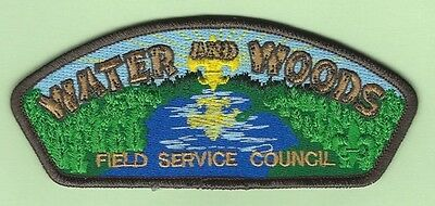 Water And Woods Field Service Council Csp  S-1
