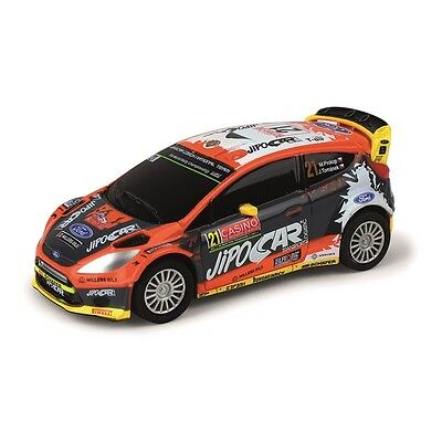 Car Coche Scx Compact Scalextric Compact 1:43 1/43 Ford Fiesta