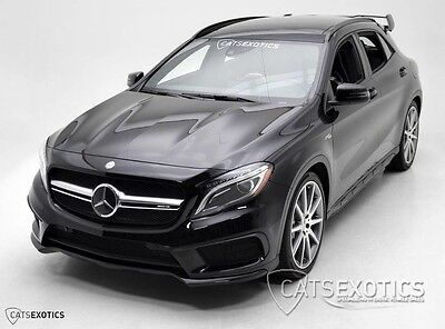 2015 Mercedes-Benz Other GLA45 AMG One Owner - Factory Warranty - AMG Packages - Panorama Roof -