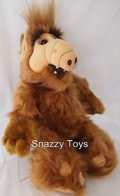 Vintage, Talking ALF Plush Toy Doll, Bear 45cm Tall, As New