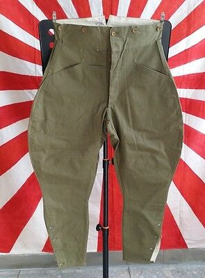 WW2 Japanese Army Officer Trousers Pantaloons