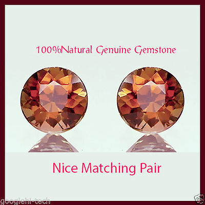 0.36Ct Truly Investment Grade Gem - Multi Color Sparkling Natural ANDALUSITE LA4
