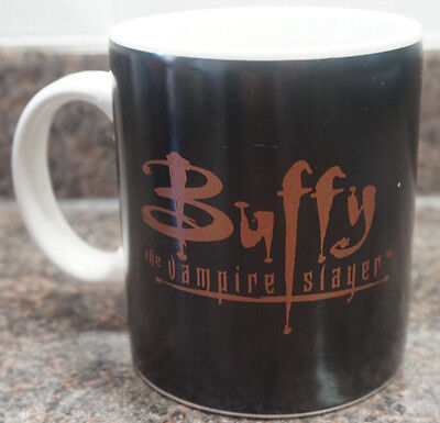 Buffy The Vampire Slayer Mug. Collectable. Fantasy.