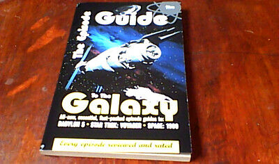 SFX EPISODE GUIDE TO THE GALAXY BABYLON 5 STAR TREK VOYAGER SPACE 1999 1st UK PB