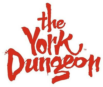 York-Dungeon 2 For 1, Save £15.60