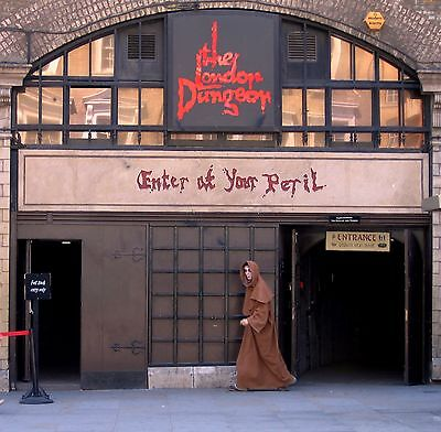 London-Dungeon 2 For 1, Save £15.60